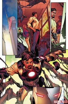 Read about the Road Force contest winners who got to team with Iron Man plus check out another opportunity for new recruits here! http://marvel.com/news/story/20730/ride_again_with_marvel_and_harley-davidson