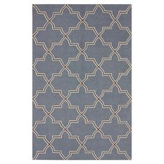 Create a chic focal point in your foyer, den, or master suite with this eye-catching rug, artfully crafted for lasting appeal.   Product: ...