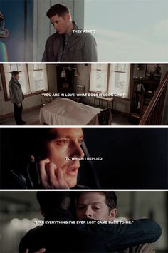 Dean Winchester, Winchester Brothers, Misha Collins, Great Love Stories, Love Story, Jensen Ackles, Supernatural Facts, Destiel Fanart, I Carry Your Heart