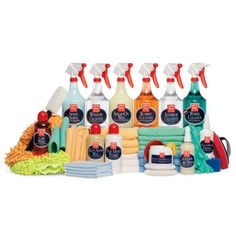 Griot's Garage 11470Z Master Car Care Collection  Price:	$269.00