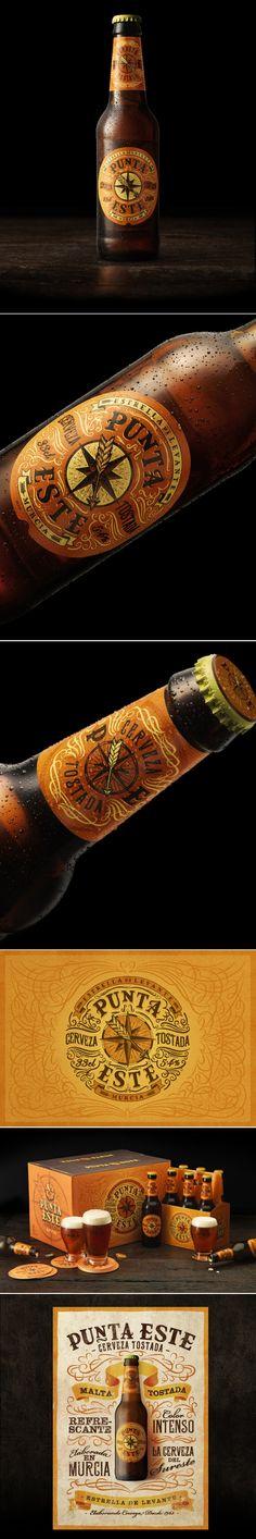 Punta Este — The Dieline - Branding & Packaging Design