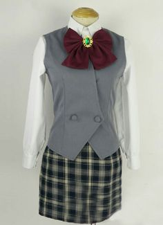 Relaxcos Hataraku Maou-sama! Yusa Emi Dress Outfits Uniform Cosplay Costume -- Read more at the image link.