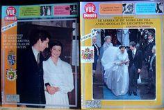 Lot de 2 revues POINT DE VUE - 1982 LUXEMBOURG MARIAGE Nicolas de LIECHTENSTEIN fr.picclick.com