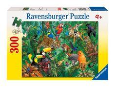 Ravensburger Jungle - 300 Piece Puzzle