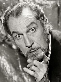 Vincent Price by Harry Goodwin; 8/8