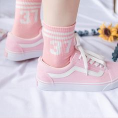 Light Pink Outfit From Bershka - JustTheFashion Cute Shoes, Me Too Shoes, Pink Outfits, Fashion Outfits, Aesthetic Shoes, Aesthetic Fashion, Aesthetic Clothes, Pink Faux Fur, Pink Socks