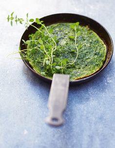L'hiver est fini ou presque… Pour asseoir le printemps dans l'assiette, on passe au vert, et plutôt 50 fois qu'une !...