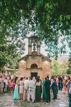 Orthodox Wedding in Crete.