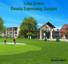 Are you planning to buy independent floors in Dwarka Expressway?  New launch Lotus Greens at Sector-89, Gurgaon offering 2/3/4 BHK Exclusive low rise gated community apartments in best location in Gurgaon.