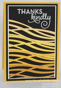 Swirly Scribbles- Stampin' Up!