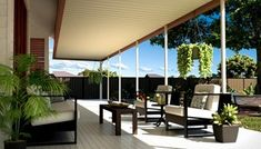 When it comes to extending your everyday living space with an outdoor covered patio or pergola, COLORBOND® steel is the ideal cladding solution.
