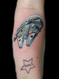 sci fi #tattoo