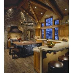 I just love the rustic look.