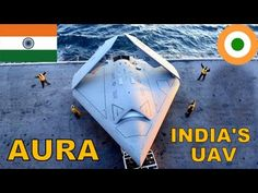 BREAKING: INDIAN AIR FORCE and DRDO Working on AURA UCAV STEALTH Bomber ...