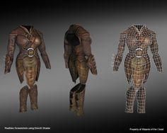 leather body suit | Leather Body Armour, suitable for LARP and SCA combat and Re ...