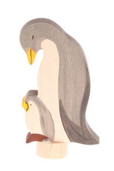 Steker+pinguïn