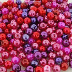 Beads Direct USA's Glass Pearls Mix 200pcs 6mm - Valentine's Mix Beads Direct USA http://www.amazon.com/dp/B00XAJDEW4/ref=cm_sw_r_pi_dp_vIrUvb1JR2M1C