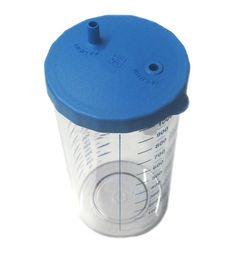 Aspirasyon (Aspiratör) Cihazı Kavanozu ve Kapağı 3A  3A Marka aspirasyon (aspiratör) cihazlarına uygundur. Kavanoz (toplama kabı) ve kapak seti şeklindedir. Kapasitesi 1 litredir. Bazı farklı marka cihazlara da uyumludur.