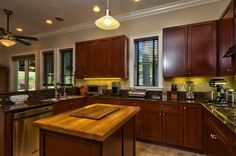 Featured #Tampa #LuxuryHome   Recently Reduced Custom #HarbourIsland Home   #LuxuryKitchen