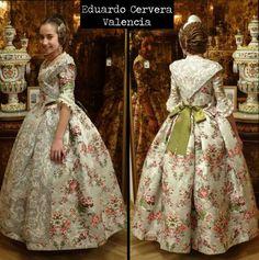 Resultado de imagen de trajes de valenciana siglo xviii