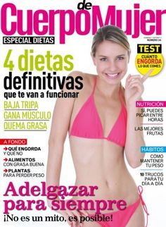 CUERPO DE MUJER Agosto 2015 edition - Read the digital edition by Magzter on your iPad, iPhone, Android, Tablet Devices, Windows 8, PC, Mac and the Web.