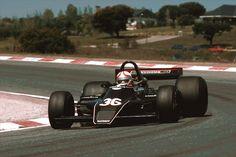 1979 GP Hiszpanii (Gianfranco Brancatelli) Khausen WK005  - Ford