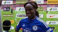 Nigeria-born Aluko leads Chelsea to league trophy - http://www.77evenbusiness.com/nigeria-born-aluko-leads-chelsea-to-league-trophy/