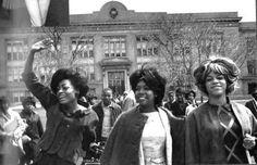 Northwestern High (Orig. bldg.) Serious Motown History.