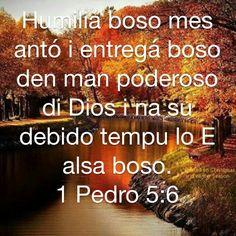 1 Pedro 5:6