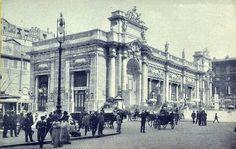 Roma 1911, magazzini Bocconi, poi Rinascente Ph. @MorenaMarina17