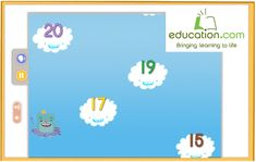 Online Activities for Number Recognition to 20 | http://www.mathcoachscorner.com/2015/04/online-activities-for-number-recognition-to-20/