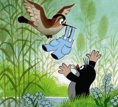 (2014-07) Fuglen flyver med muldvarpens bukser