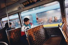 Lime St 1995 from Bus Odyssey by Tom Wood, public transport, street photography. Narrative Photography, Woods Photography, Urban Photography, Film Photography, Grunge Photography, Minimalist Photography, Color Photography, Newborn Photography, Landscape Photography