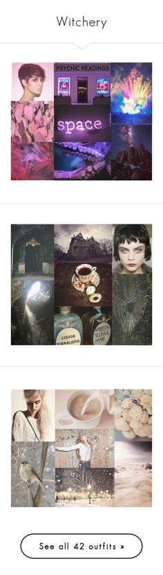 """""""Witchery"""" by broughtbackcat ❤ liked on Polyvore featuring beauty products, fragrance, beauty, bottles, makeup, perfume, filler, spray perfume, parfum fragrance and mist perfume"""