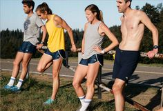 Tracksmith - The New Fitness Brand for the Prep in Us All via Brit + Co.