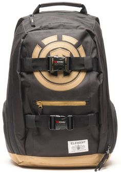 batoh Element Mohave flint black Skateboard Backpack 91c7730c73c79