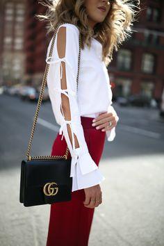 TREND MEMO #8: STATEMENT SLEEVES | MEMORANDUM | NYC Fashion & Lifestyle Blog for the Working Girl
