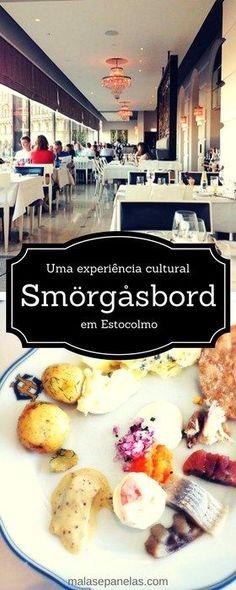Smargasbord | Uma experiência cultural e gastronômica em Estocolmo