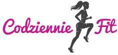 Codziennie Fit Fitness Logo, 2 Ingredients, Food And Drink, Smoothie, Impreza, Sport, Diet, Deporte, Sports