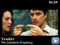 The Celestine Prophecy an adaptation of James Canfield's novel