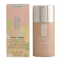 Clinique - EVEN BETTER fluid foundation 07-vanilla 30 ml Clinique 34,98 € https://shoppaclic.com/trucco-e-basi/6100-clinique-even-better-fluid-foundation-07-vanilla-30-ml-0020714324667.html