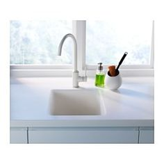 RINGSKÄR Single lever kitchen faucet - IKEA