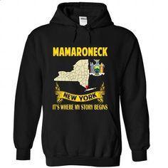 Mamaroneck - Its where my story begins! - #shirt skirt #hoodie diy. PURCHASE NOW => https://www.sunfrog.com/No-Category/Mamaroneck--Its-where-my-story-begins-4074-Black-Hoodie.html?68278