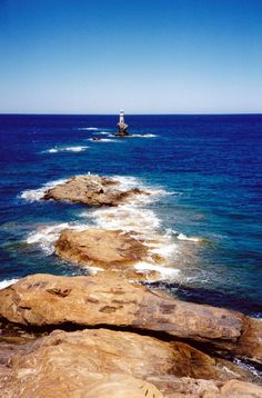 Andros Lighthouse, Greece