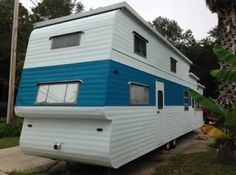 1954 %22Two-Story%22 Vintage Travel Trailer For Sale 001