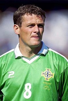 James Magilton born 6 May 1969 is a Northern Irish former footballer and manager who is the elite performance director with the Irish Football Association Northern Irish, Northern Ireland, World Football, Football Players, Ipswich Town Fc, Blue Army, International Football, Liverpool Fc, The Past