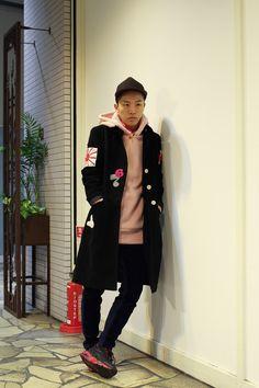 【ストリートスナップ】@Tracy Street of Osaka Fashionsnap.com | Fashionsnap.com