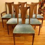Broyhill Brasilia dining chairs 1