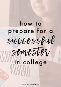 How To Prepare For A Successful Semester In College – Jessica Slaughter – Ausbildung College Success, College Hacks, College Fun, College Life, College Dorms, College Ready, College Football, Homework College, College Prepster