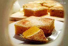Batátový koláč (fotorecept) - Recept Cornbread, Tasty, Ethnic Recipes, Sweet, Food, Fitness, Cakes, Gymnastics, Food Cakes